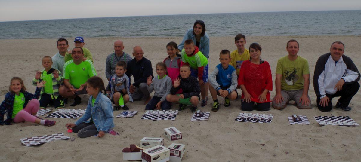 Rozegrano Turniej Plażowy o Puchar Wójta Gminy Darłowo 2019